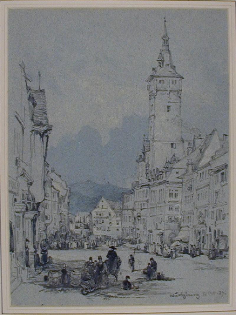 The Rathaus, Würzburg