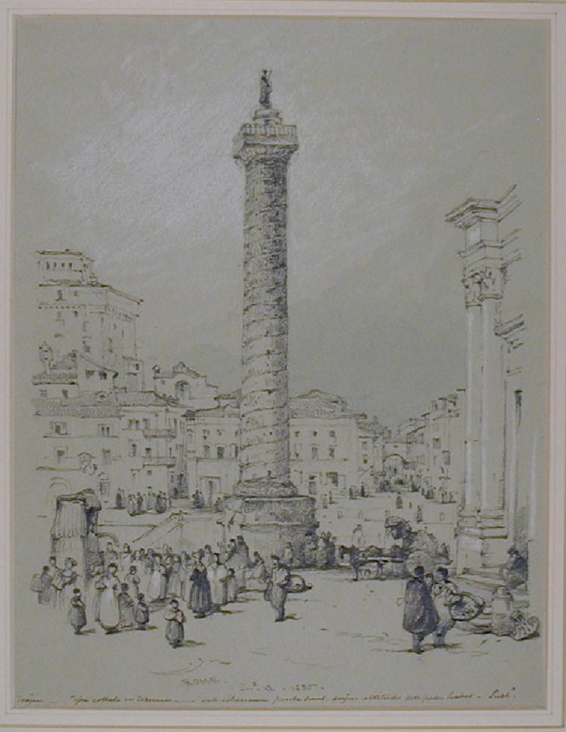 Trajan's Column, Rome (WA1881.242, record shot)