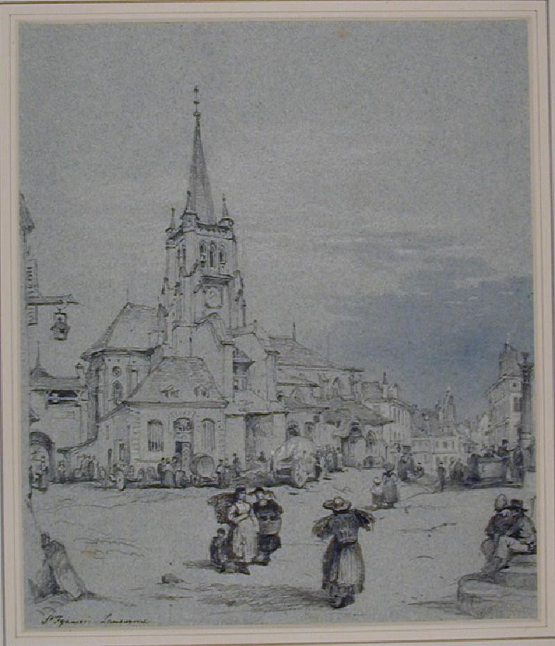 Place St François, Lausanne