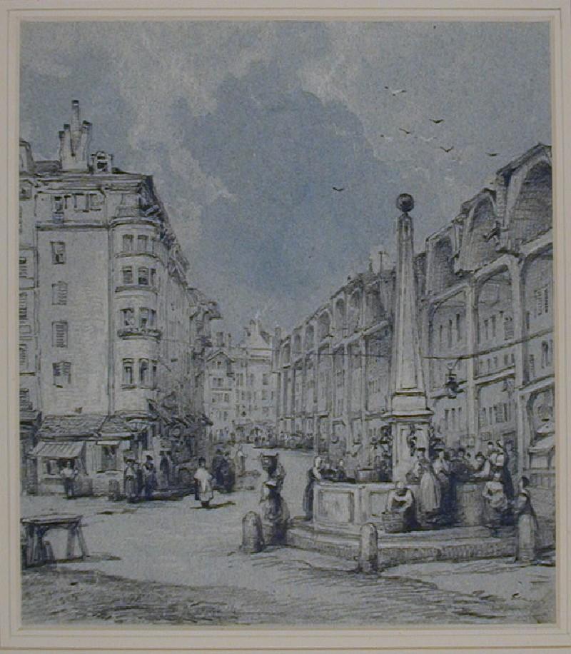 A Street in Geneva