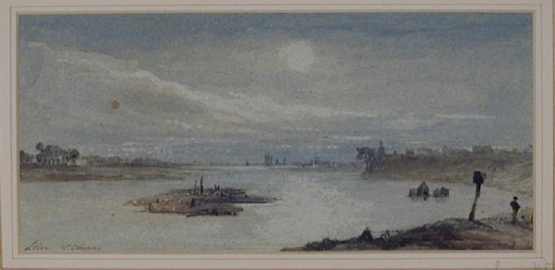 The Loire near Orleans