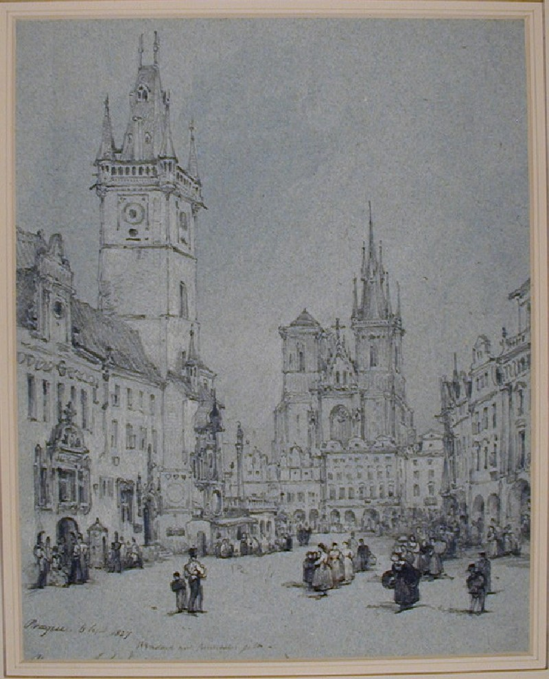The Old Town Hall, Prague
