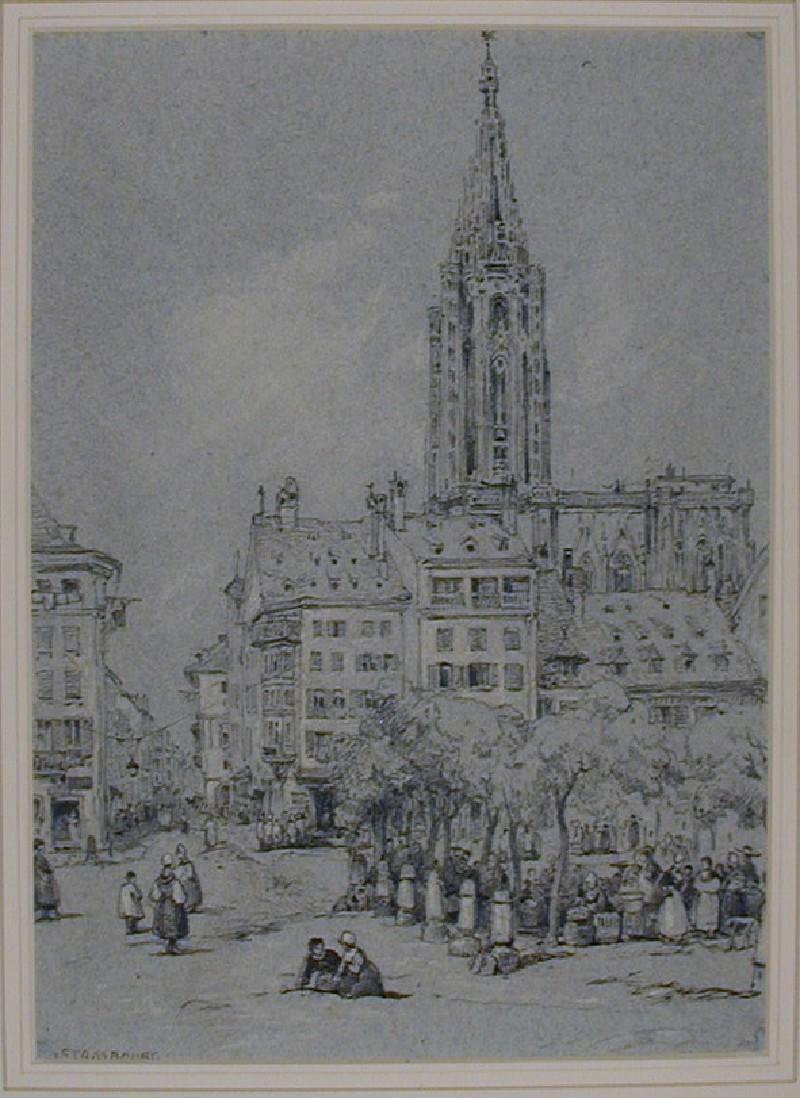 Place Gutenberg, Strasbourg