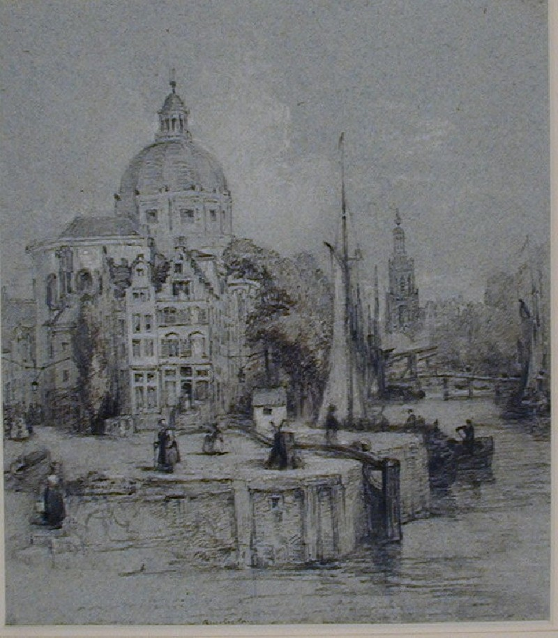 The Lutheran Church in Amsterdam