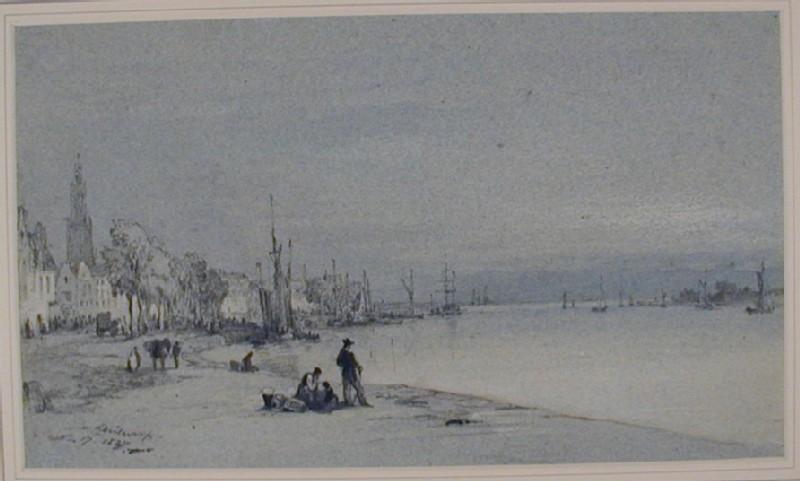 The Harbour, Antwerp