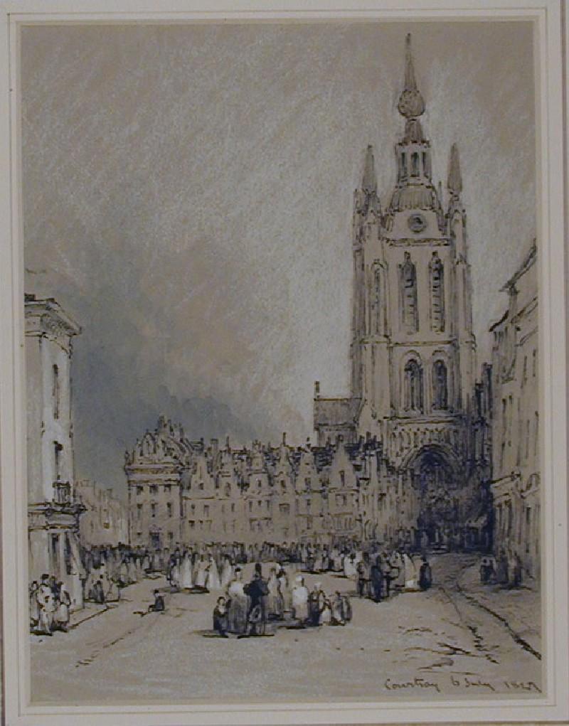 St Martin, Courtrai (Kortrijk)