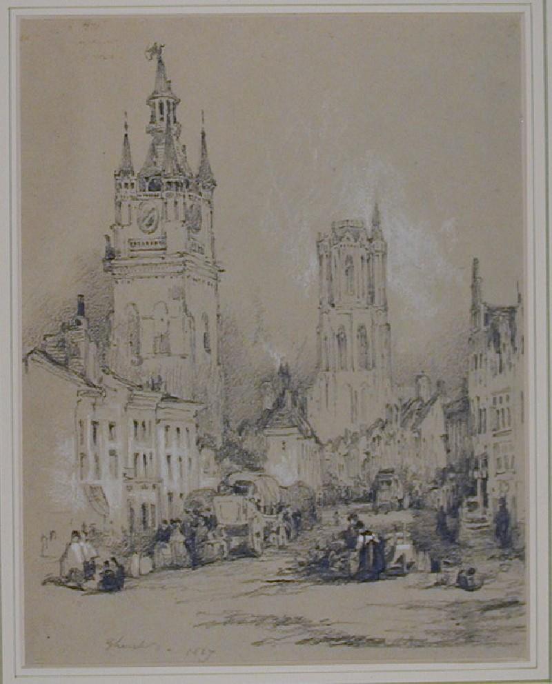 St Bavon, Ghent