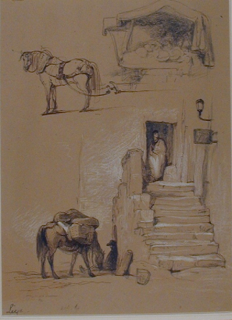 Studies made at Liège