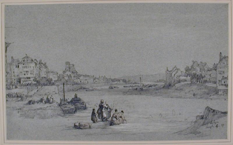 A View of Liège