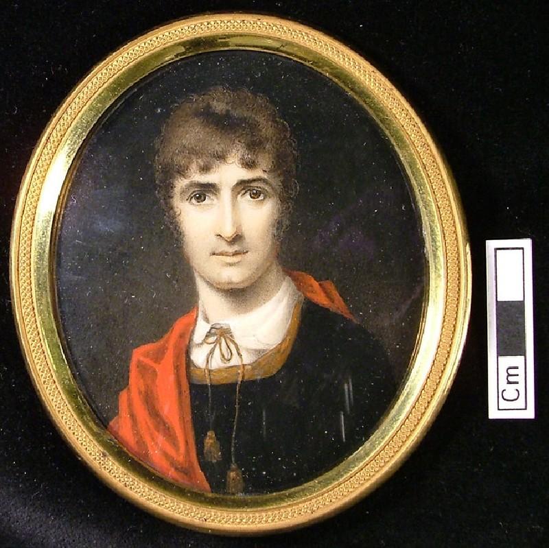 Portrait of John Philip Kemble as Hamlet