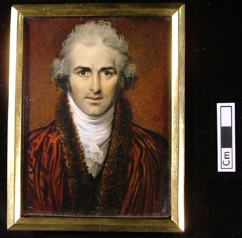 Portrait of John Philip Kemble