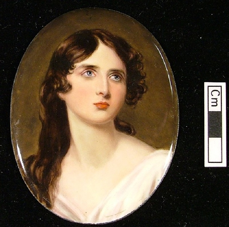 Portrait of Lucy Lady Nugent