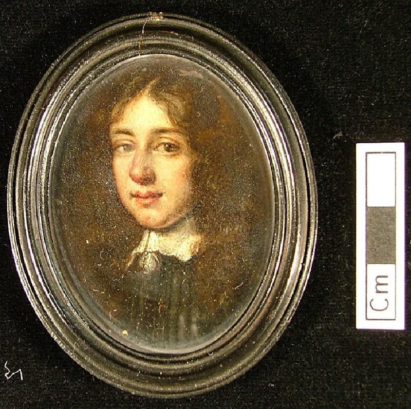 Portrait of a Young Man (WA1897.29, record shot)