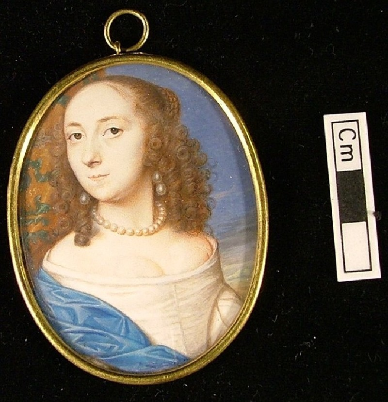 Portrait of Lady Margaret Coventry