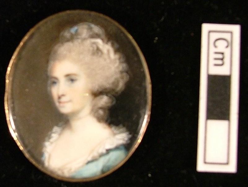 Portrait of Miss Brooke