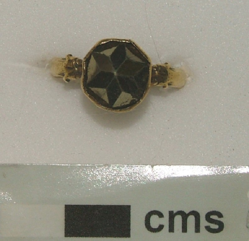Ornamental ring (WA1897.CDEF.F378, record shot)