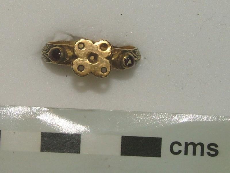 Ornamental ring (WA1897.CDEF.F383, record shot)