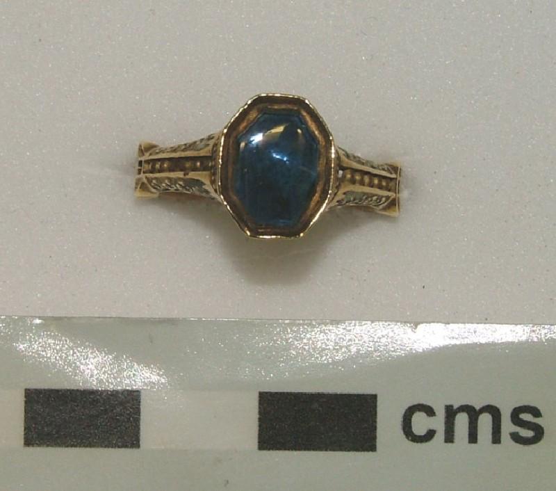 Ornamental ring (WA1897.CDEF.F386, record shot)