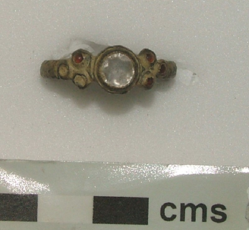 Ornamental ring (WA1897.CDEF.F483, record shot)