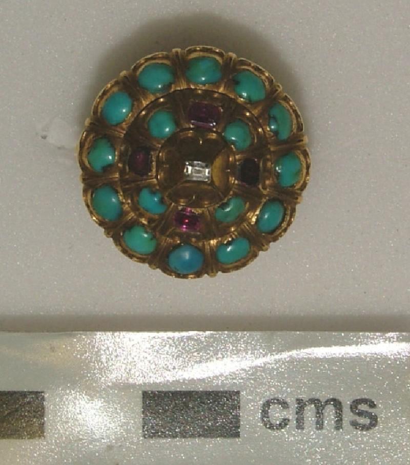 Ornamental ring (WA1897.CDEF.F489, record shot)