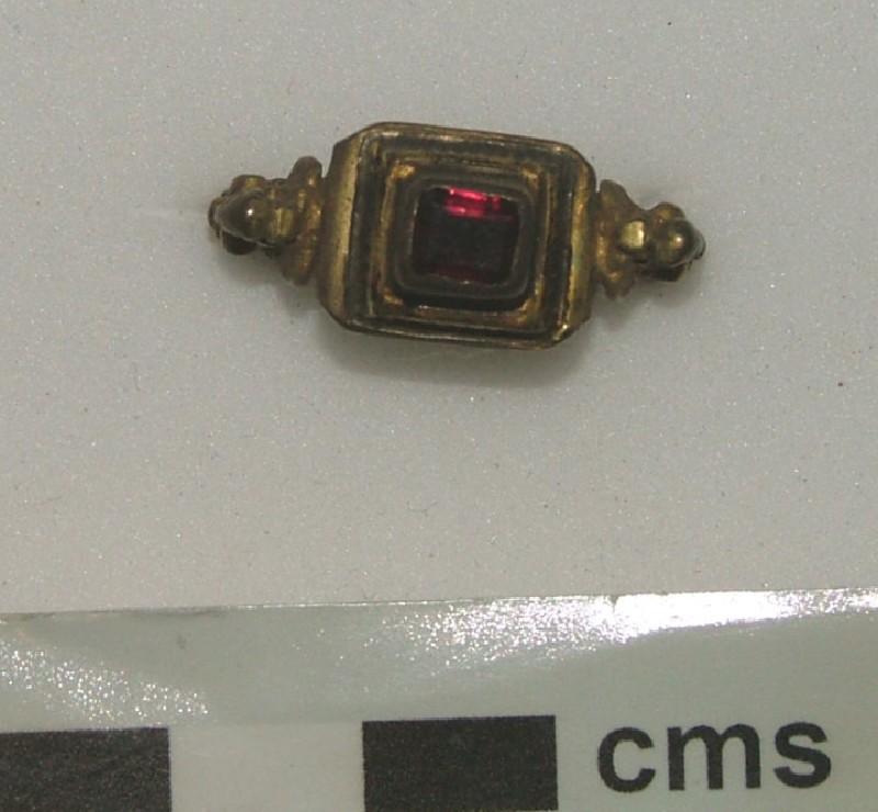 Ornamental ring (WA1897.CDEF.F522, record shot)
