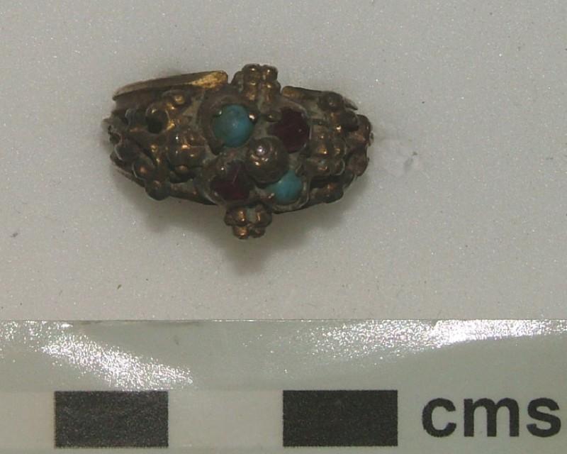 Ornamental ring (WA1897.CDEF.F527, record shot)