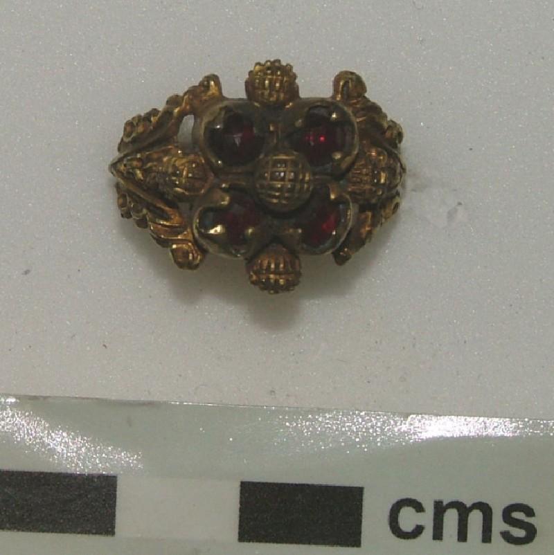 Fede ring (WA1897.CDEF.F530, record shot)