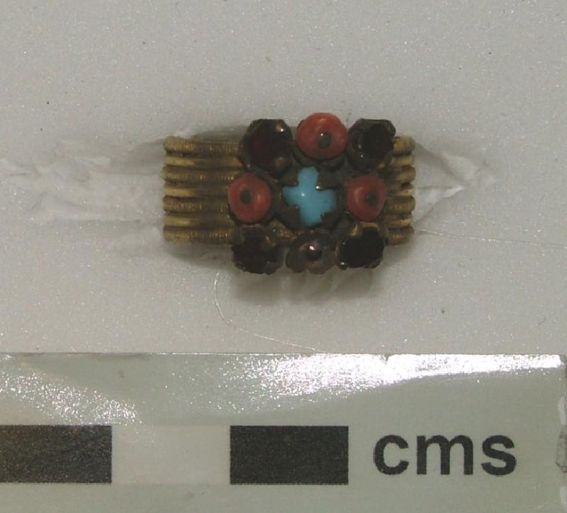 Betrothal or wedding ring (WA1897.CDEF.F542, record shot)
