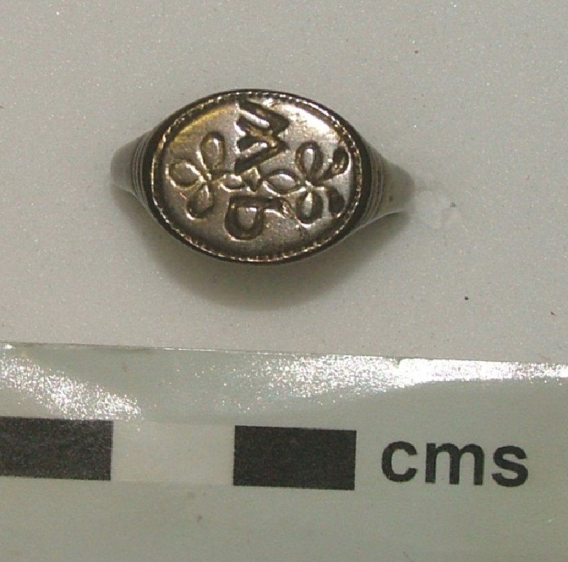 Signet ring (WA1897.CDEF.F599, record shot)