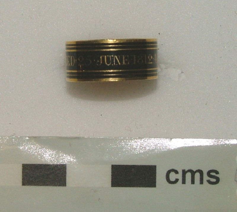 Mourning ring (WA1897.CDEF.F662, record shot)