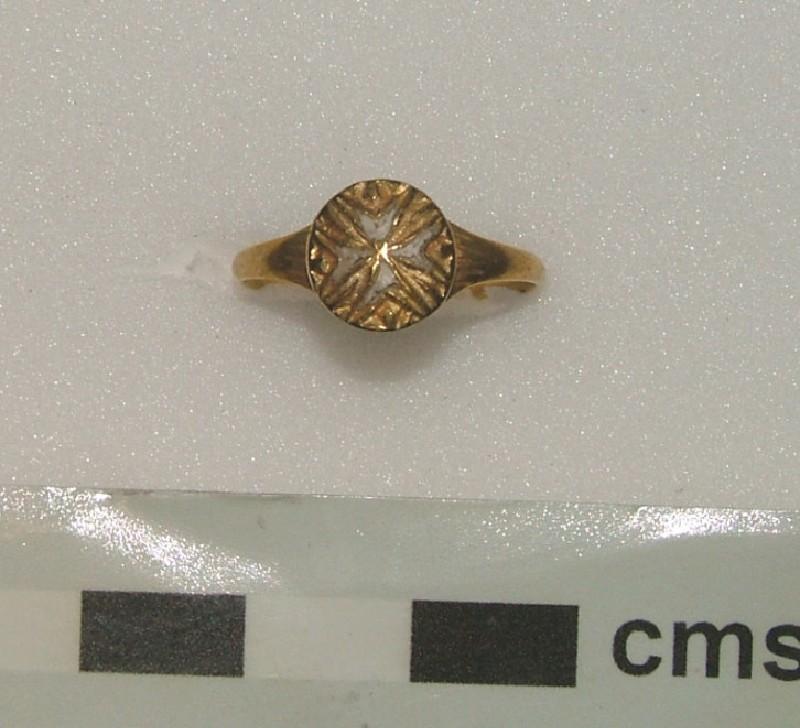 Knights of Malta ring