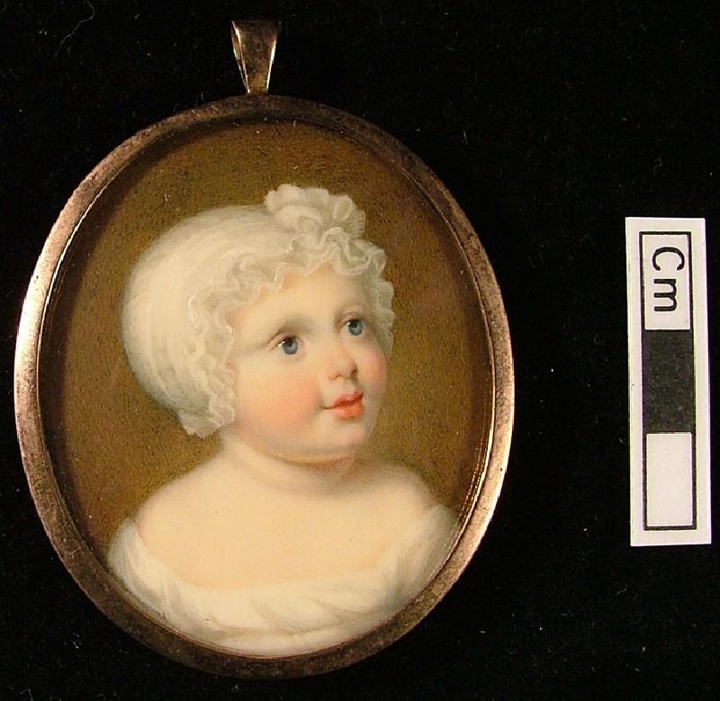 Portrait of a baby (WA1920.64, record shot)