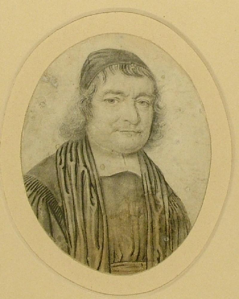 Portrait of Thomas Good(e), DD (WA1924.9.336, record shot)