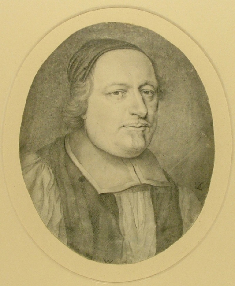 Portrait of John Dolben, Archbishop of York (WA1924.9.337, record shot)