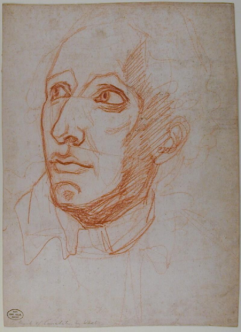 Portrait of Antonio Canaletto (WA1924.9.349, record shot)