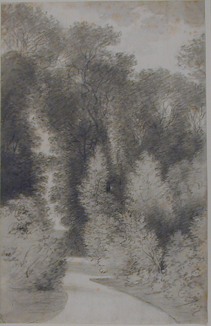 St John's College garden (WA1925.46, record shot)