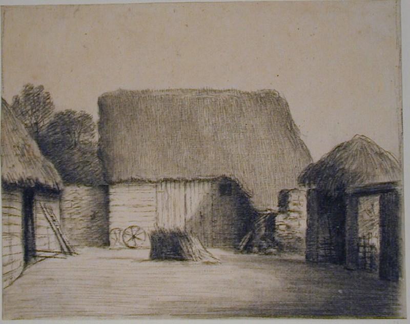 A Yard (WA1925.57, record shot)