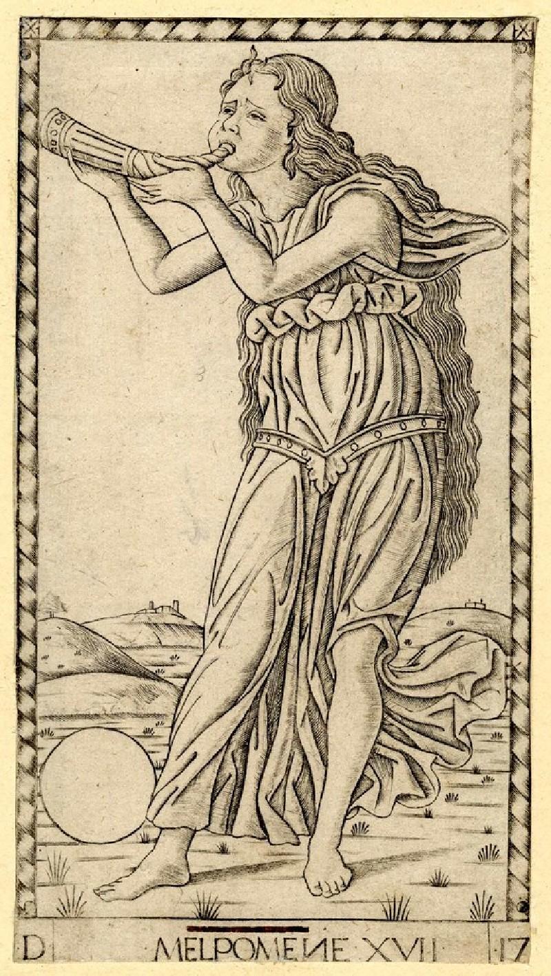 Melpomene (Melpomene XVII)