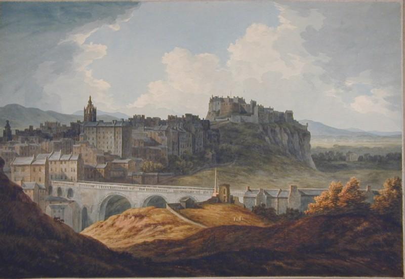 Edinburgh (WA1934.200, record shot)