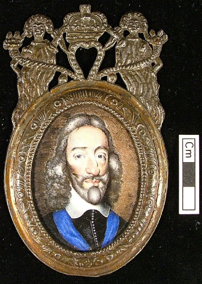 Memorial Portrait of King Charles I (WA1936.109, record shot)