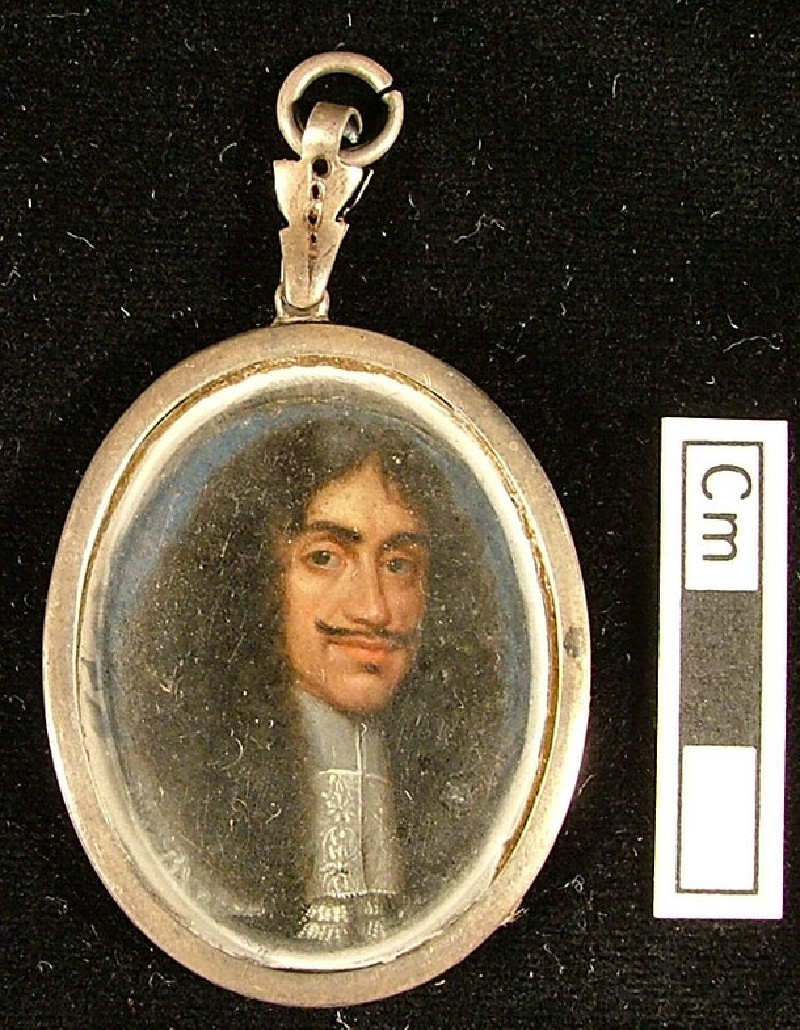 Portrait of King Charles II