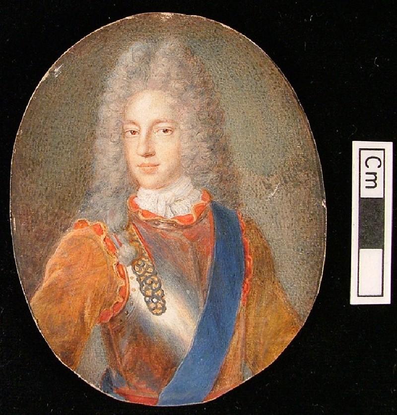 Portrait of Prince James Francis Edward Stuart (The Old Pretender)