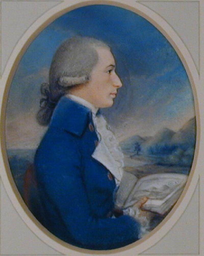 Portrait of James Moore