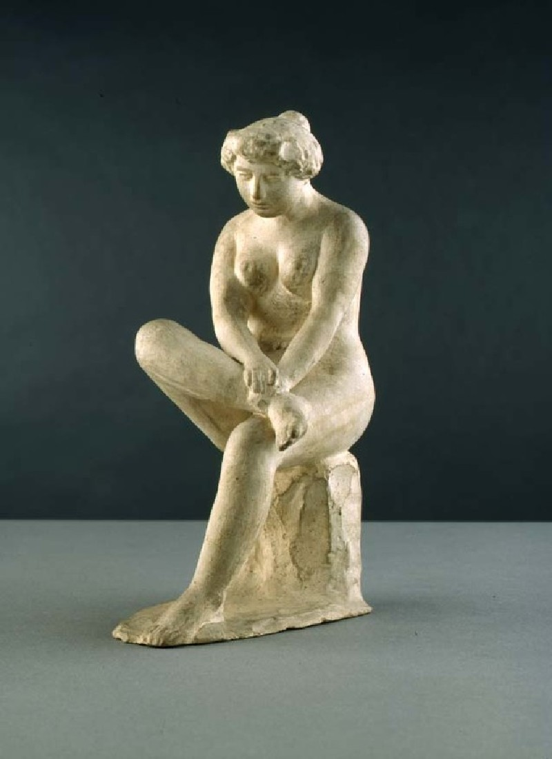 Seated Nude (WA1940.1.87, record shot)