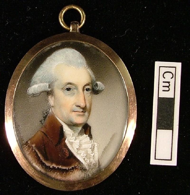Portrait of Sir Richard Peers Symons