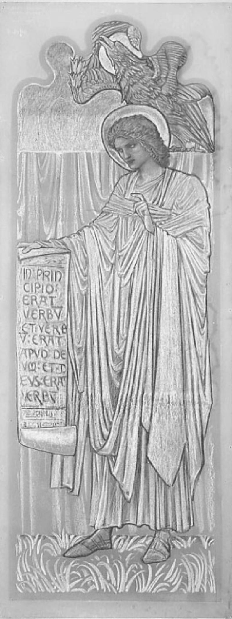 St John (An Angel) (WA1947.313, record shot)