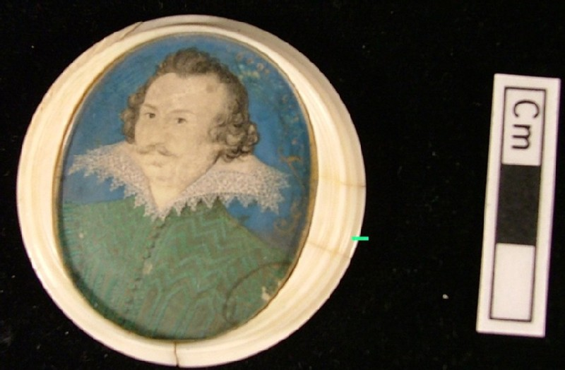 Man in a Green Doublet