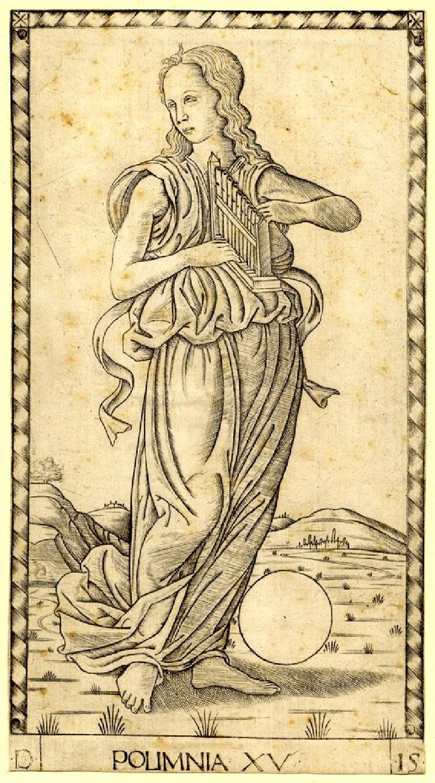 Polimnia (Polimnia XV)