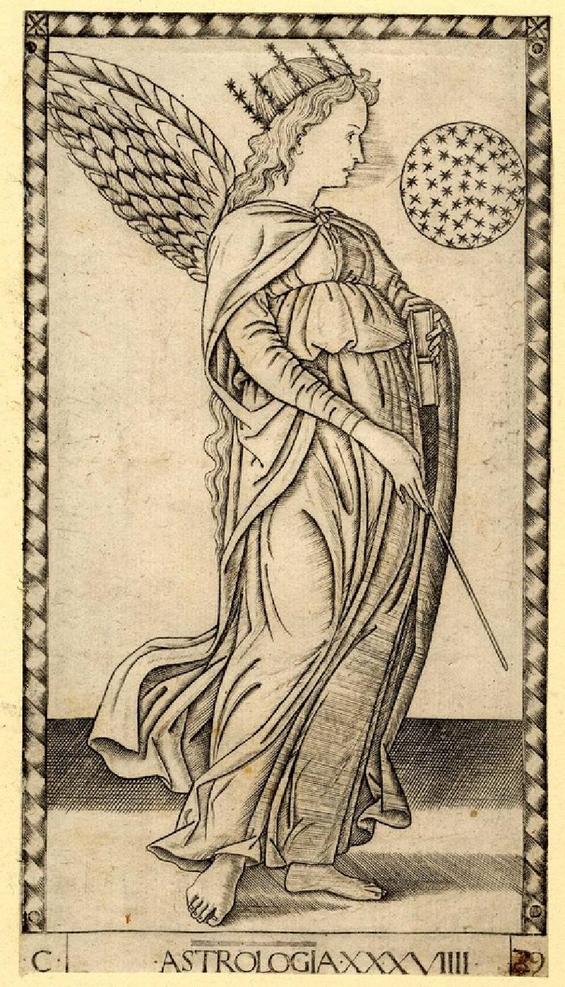 Astrology (ASTROLOGIA XXXVIIII)