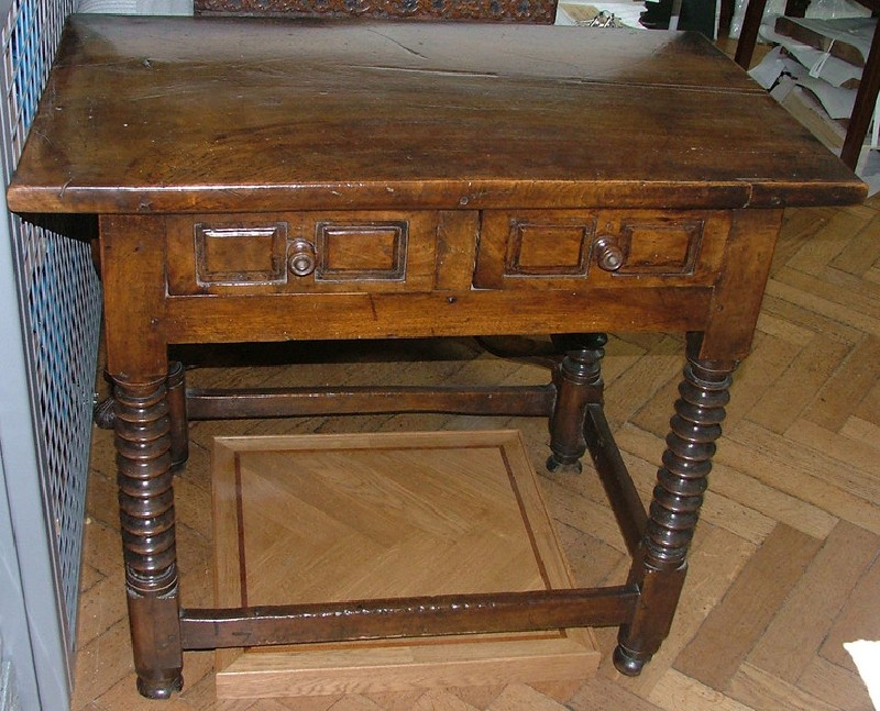 Side Table (WA1952.11.1, record shot)